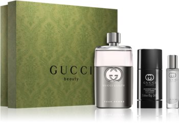 Gucci Guilty Pour Homme coffret cadeau (pour homme) V.