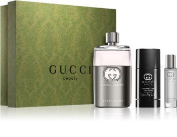 Gucci Guilty Pour Homme Geschenkset (für Herren) V.