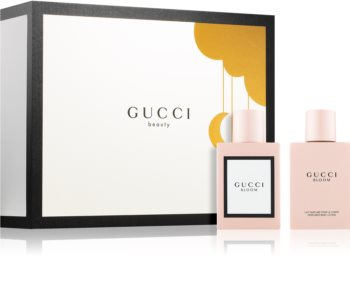 Gucci Bloom set cadou III. pentru femei