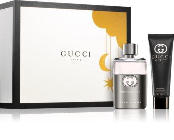 Gucci Guilty Pour Homme Gavesæt  IV. til mænd