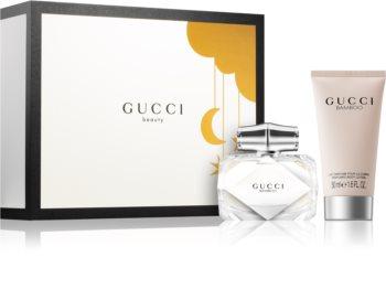 Gucci Bamboo set cadou I. pentru femei
