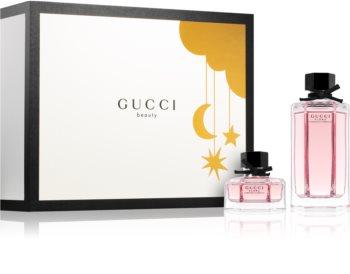 Gucci Flora Gorgeous Gardenia Gavesæt  I. til kvinder