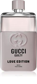 Gucci Guilty Pour Homme Love Edition 2021 Eau de Toilette voor Mannen