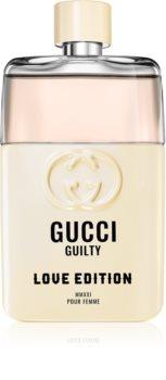 Gucci Guilty Pour Femme Love Edition 2021 Eau de Parfum pentru femei