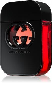 Gucci Guilty Black eau de toilette pour femme