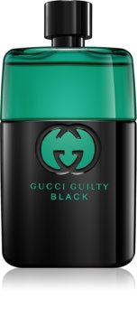 Gucci Guilty Black Pour Homme туалетная вода для мужчин