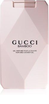 Gucci Bamboo gel de duche para mulheres