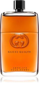 Gucci Guilty Absolute парфумована вода для чоловіків