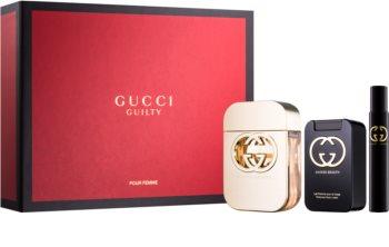Gucci Guilty darčeková sada I. pre ženy