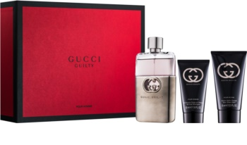 Gucci Guilty Pour Homme darčeková sada VI.