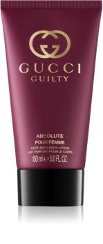 Gucci Guilty Absolute Pour Femme Body Lotion für Damen