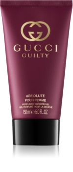 Gucci Guilty Absolute Pour Femme gel doccia da donna