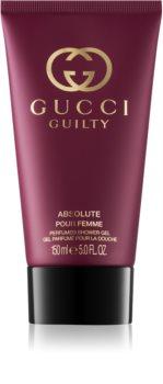 Gucci Guilty Absolute Pour Femme sprchový gél pre ženy