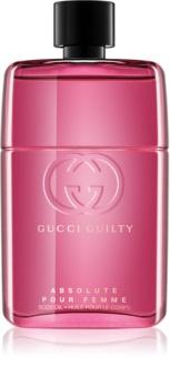 Gucci Guilty Absolute Pour Femme tělový olej pro ženy