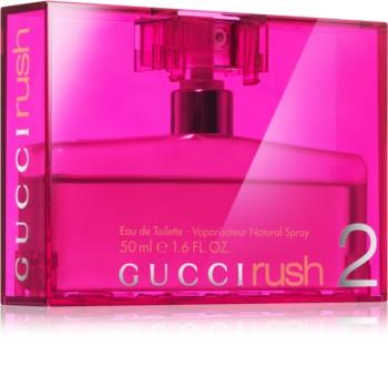 Gucci Rush 2 woda toaletowa dla kobiet
