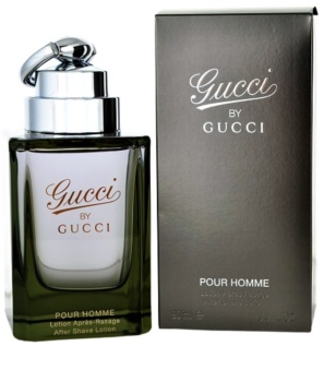 Gucci Gucci by Gucci Pour Homme loción after shave para hombre 90 ml