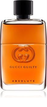 Gucci Guilty Absolute парфюмированная вода для мужчин