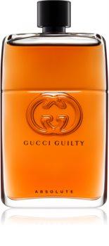 Gucci Guilty Absolute loción after shave para hombre