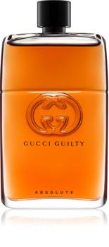 Gucci Guilty Absolute voda po holení pre mužov