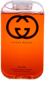 Gucci Guilty Black gel de ducha para mujer 200 ml