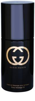Gucci Guilty aceite perfumado para mujer 100 ml