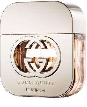 Gucci Guilty Platinum toaletní voda pro ženy