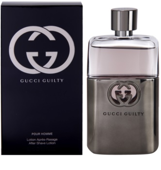 Gucci Guilty Pour Homme Aftershave Water for Men