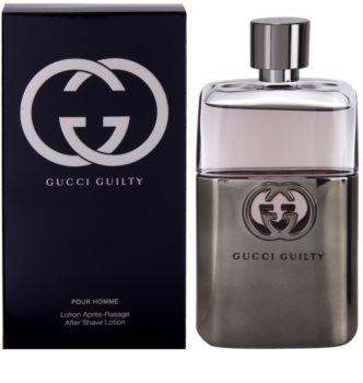 Gucci Guilty Pour Homme voda po holení pre mužov