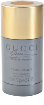 Gucci Made to Measure desodorante en barra para hombre 75 ml