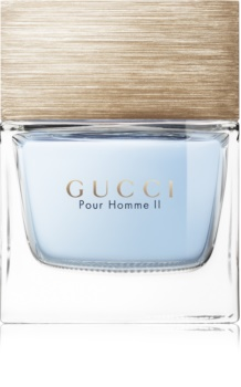 Gucci Pour Homme II eau de toilette uraknak 100 ml