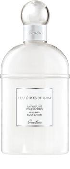 GUERLAIN Les Délices de Bain lait corporel parfumé mixte