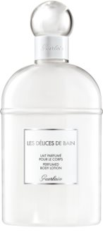 GUERLAIN Les Délices de Bain парфюмирано мляко за тяло унисекс