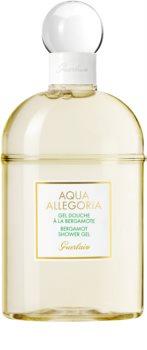 GUERLAIN Aqua Allegoria Bergamot Shower Gel τζελ για ντους unisex