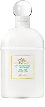 GUERLAIN Aqua Allegoria Bergamot Body Lotion parfümierte Bodylotion Unisex