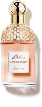 GUERLAIN Aqua Allegoria Orange Soleia Eau de Toilette pentru femei