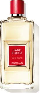 GUERLAIN Habit Rouge туалетна вода для чоловіків