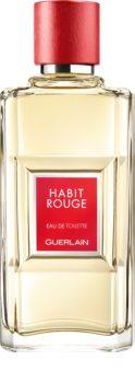 GUERLAIN Habit Rouge Eau de Toilette pentru bărbați