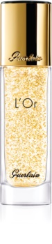 GUERLAIN L'Or Radiance Concentrate base subjacente de maquilhagem em ouro puro com ouro