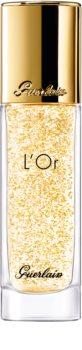 GUERLAIN L'Or Radiance Concentrate основа под фон дьо тен с чисто злато