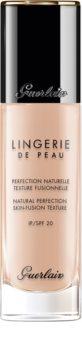 GUERLAIN Lingerie de Peau Naturlig avslutnings-foundation  SPF 20