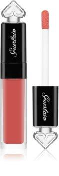 Guerlain La Petite Robe Noire vloeibare lippenstift met matte finish