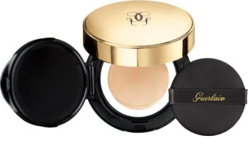GUERLAIN Parure Gold Radiance Cushion Foundation rozjasňující tekutý make-up v houbičce SPF 25