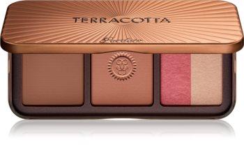 Guerlain Terracotta Countour & Glow paleta na kontury obličeje