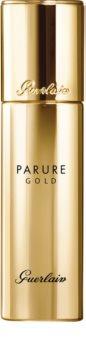 GUERLAIN Parure Gold Radiance Foundation bőrvilágosító make-up fluid SPF 30