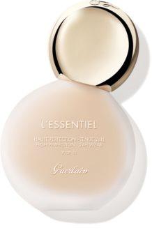 GUERLAIN L'Essentiel High Perfection Foundation tartós matt make-up SPF 15