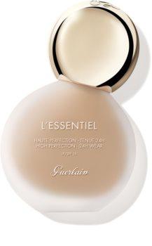 GUERLAIN L'Essentiel High Perfection Foundation langanhaltendes mattierendes Make up LSF 15