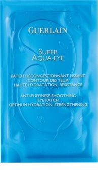 GUERLAIN Super Aqua Eye Patch masque hydratant contour des yeux