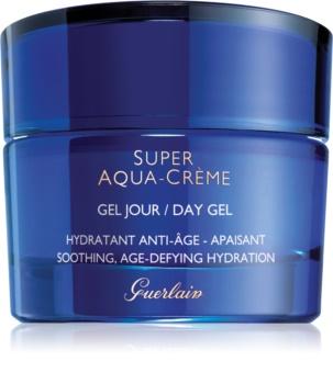 Guerlain Super Aqua hydratační gel pro zklidnění pleti