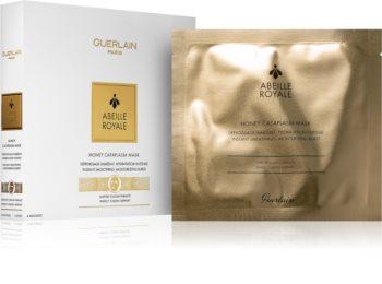 Guerlain Abeille Royale Sheet maska za zaglađivanje s hidratacijskim učinkom