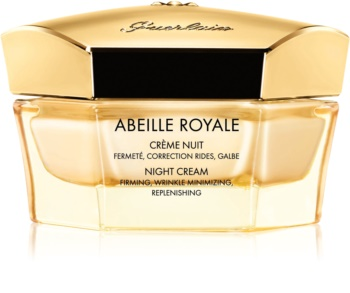 GUERLAIN Abeille Royale Night Cream creme de noite fortificante e antirrugas